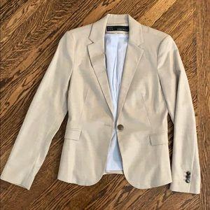 Zara light weight blazer